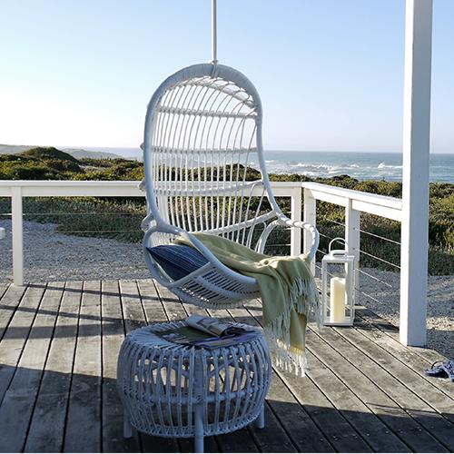 Hanging Chair Pensacola Rattan Chair New England Designs